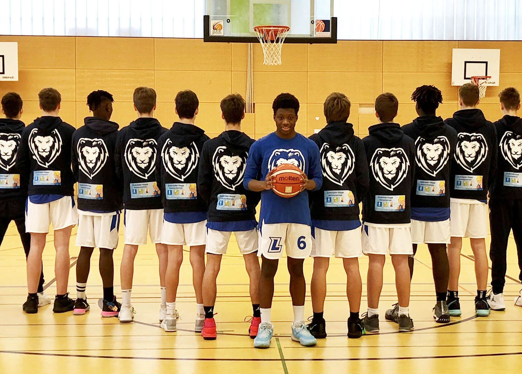 1 Basketball Bundesliga Tabelle